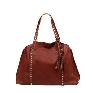 Old Trend Birch Tote Buttery Leather Boho Modern